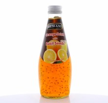 Hemani Orange Drink With Basil