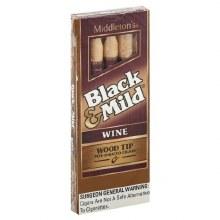 Black And Mild Cigar Wine