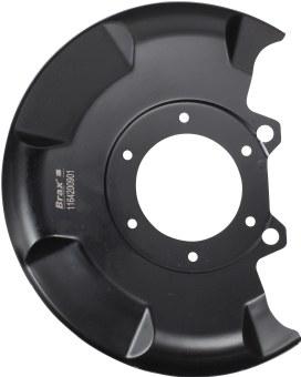 Brake Splash Shield MK1 Front