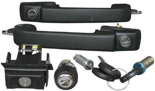 Complete Lock Set - MK3 Golf