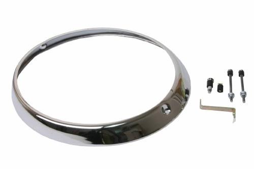Headlamp Rim Chrome