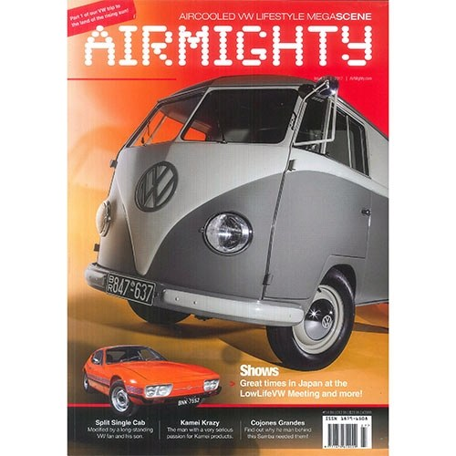 AIRMIGHTY Magazine - Issue 27