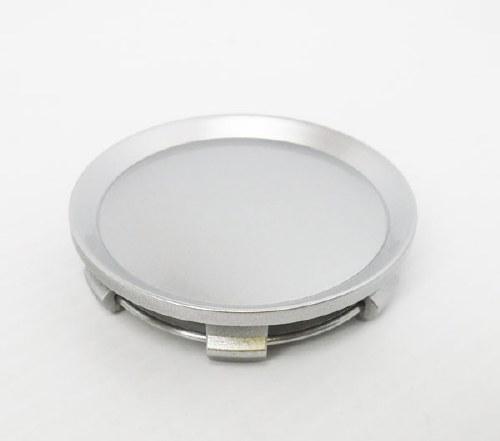 """Alloy 16"""" Wheel Centre Cap Silver"""