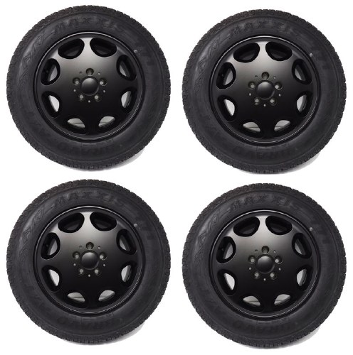 "Alloy 16"" Bus/Van Wheel Tire Set 027 215/70/16 (2WD) MAXXIS"