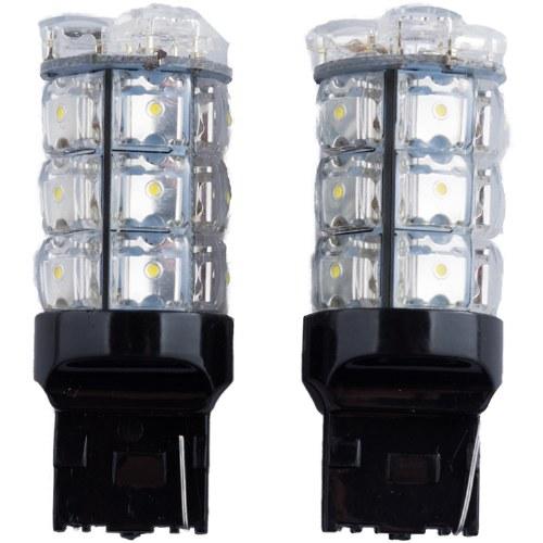 3157 LED White Pair
