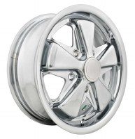 911 Look Wheel Chrome 15x4.5 (EP00-9677)