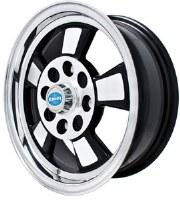 Riviera Wheel 4/130 Black/Polished (EP00-9732)