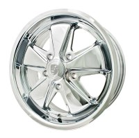"911 Wheel 5/130 17"" Chrome (EP00-9738)"
