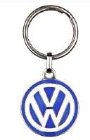 Keychain - VW Emblem W/Blue