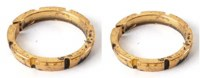 Output Flange Ring - Pair