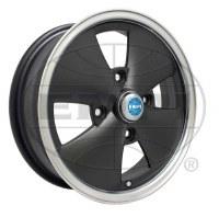 4-Spoke Wheel Black 4/130 (EP10-1092)