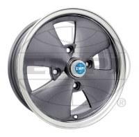 4-Spoke Wheel Anthracite 4/130 (EP10-1093)