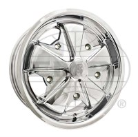 911 Look Wheel Chrome 15x4.5 (EP10-1109)
