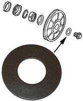 Crank Pulley Bolt Washer