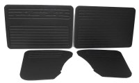 65-66 T1 Door Panels BLK