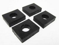 Body Mount Pads Set 10mm