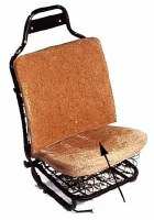 Hair Seat Pad (113881375F-WW)