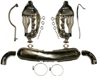 Exhaust Kit 911 3.2L Dual