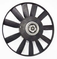 Aux Fan Motor with Blades