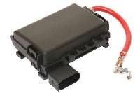 Fuse Box At Battery