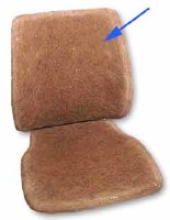 Hair Seat Pad (211881775G-WW)