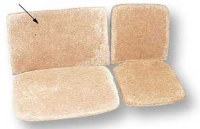 Hair Seat Pad (211881776A-WW)