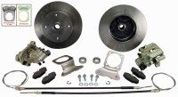 Rear Disc Kit T1 68-72 W/Ebrk HD