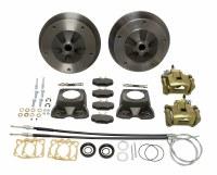 Rear Disc Kit T1 58-67 W/Ebrk DELUXE
