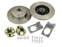 Disc Brake Kit Beetle BJ 1968-77 4/130