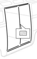 Cargo Door Seals Set T2 50-67