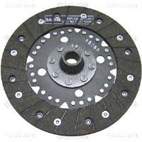 Clutch Disc 200mm 12V Rigid