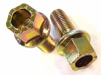 Ball 12 x 1.5 x 24mm Lug Bolt