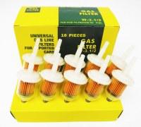 Fuel Filter - Inline - 10 Pack