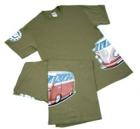 C-1 T shirt 2009 Bus Large