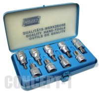 Torx Socket Set 1/2""