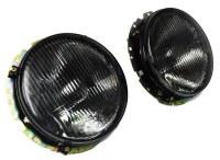 "MK1 7"" H4 Classic Headlight SM"