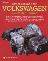 Book - Rebuild VW Aircooled