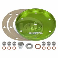 MST Oil Sump Plate Green