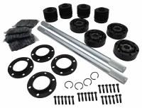 Heavy Duty Axle Kit Vanagon