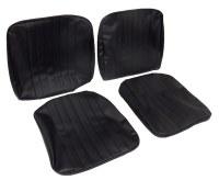 Upholstery T2 68-73 Bucket Blk