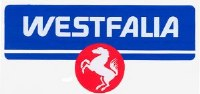 Sticker - Westfalia