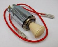Cigarette Lighter - Ivory