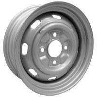 Steel Wheel 15x4.5 4/130 SLV