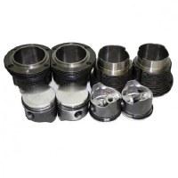 Piston Kit T4 90 x 66 1700 Flat (AAVW9000T4F)