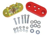 Nose Cone Adapter - 3 Bolt