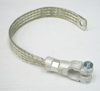 Battery Ground Strap 13""