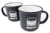 Ceramic Camping Mug Van Bus