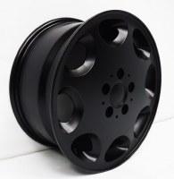 "Alloy 16"" Van Syncro & Eurovan Wheel Black"