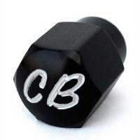 Alt/Gen Nut Billet CB Black