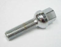 Ball 12 x 1.5 x 39mm Lug Bolt Chrome
